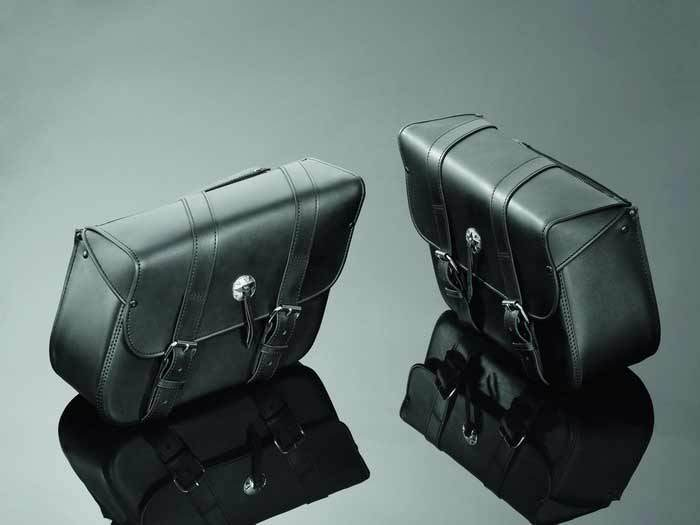 SADDLEBAGS 36X14X26 REAL PLAIN