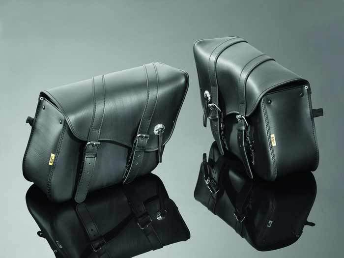 SADDLEBAGS 50X16X30 TEK PLAIN