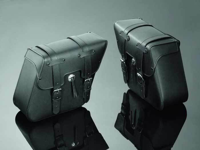 SADDLEBAGS 48X14X34 REAL PLAIN