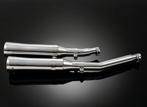 FLAT TRACK PIPES SUZUKI VS1400 INTRUDER (LEFT + RIGHT)