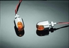 POWER CAP SET (2 PC) (LED) AMBER 12