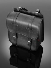 SADDLEBAG SINGLESIDED TEK 34x36x20