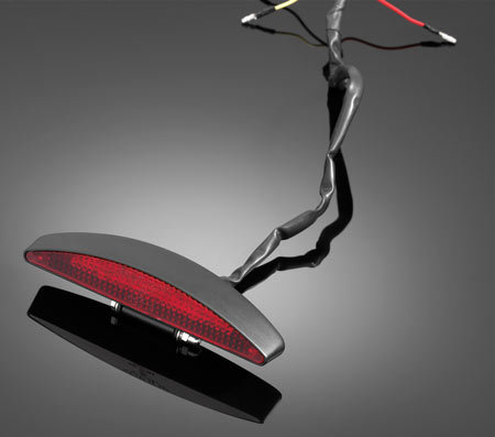 TAILLIGHT INTERSTATE BLACK, E-MARK