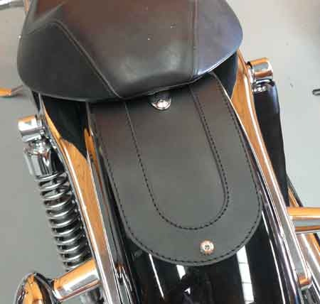 REAR FENDER COVER FOR HARLEY SPORTSTER