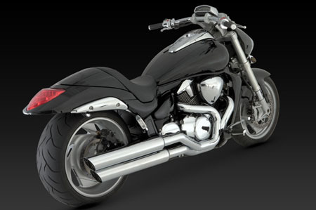 VANCE & HINES BIG SHOTS FOR SUZUKI M1800R 06-UP