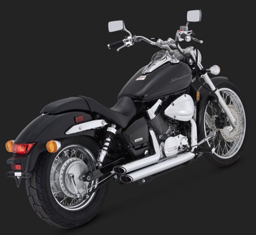 VANCE & HINES SHORTSHOTS STAGGERED FOR HONDA