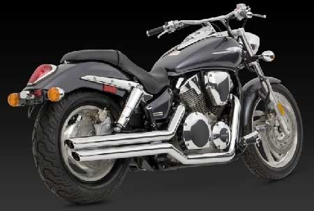 VANCE & HINES BIG SHOTS FOR HONDA VTX 1300 R,C,S, 03-09