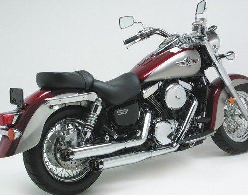 Vance Hines Classic Ii For For Kawasaki 1500 1600 Mean Streak 02