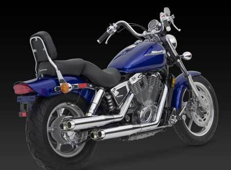 VANCE & HINES CLASSIC II FOR HONDA SHADOW 1100 87-96, SHADOW SPIRIT 1100 97-06
