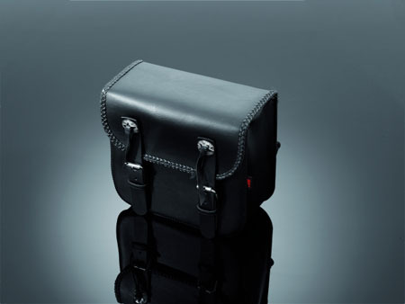 SADDLEBAGS TEK LEATHER 'CHICAGO' (29X33X15).