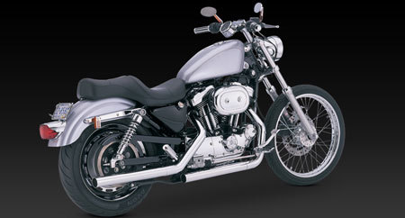 VANCE & HINES STRAIGHTSHOTS ORIGINAL FOR HD SPORTSTER 99-03