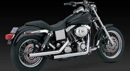 VANCE & HINES STRAIGHTSHOTS ORIGINAL FOR HD DYNA 1991-2008