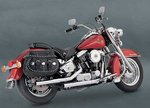 VANCE & HINES STRAIGHTSHOT FOR HD SOFTAIL 86-06