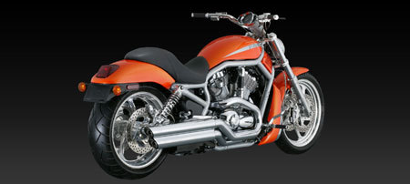 VANCE & HINES PROWERSHOTS FOR HD VRSC 02-08