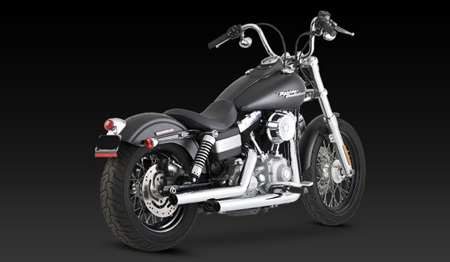 VANCE & HINES STRAIGHTSHOTS FOR HD DYNA 06-11