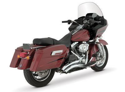 VANCE & HINES BIG RADIUS 2-INTO-2 FOR HD TOURING 99-06