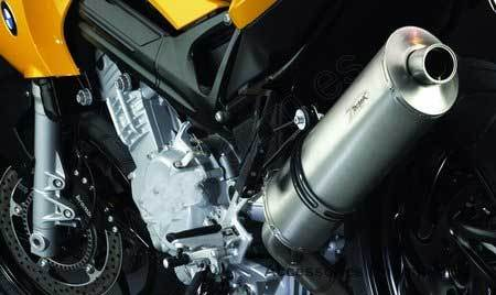EXHAUST, SLIP-ON CANISTER FOR BMW F800 S / ST