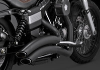 Read entire post: NEW VANCE AND HINES SUPER RADIUS BLACK FOR DYNA!
