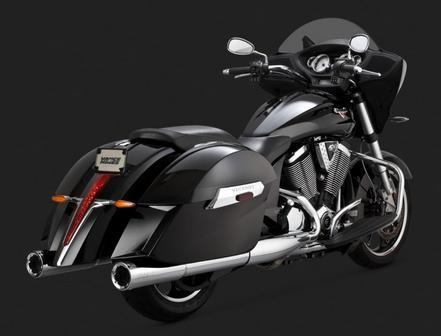 VANCE & HINES VICTORY TOURING HI-OUTPUT  '10-'15